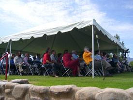 San Pedro River event