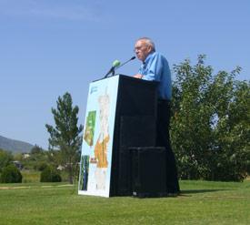 San Pedro River Event Speaker